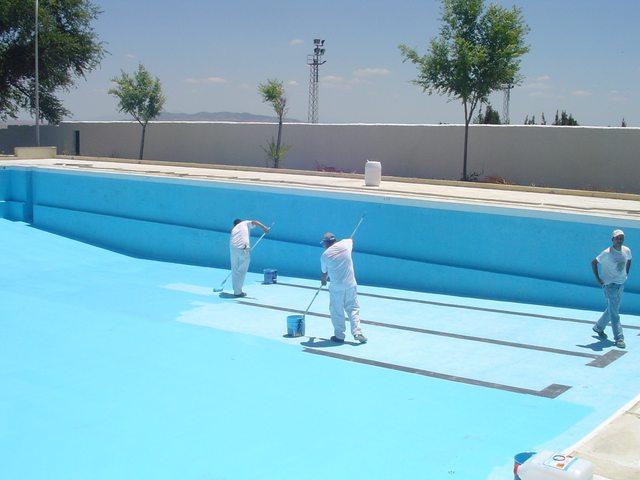 Termal for Hongos de piscina